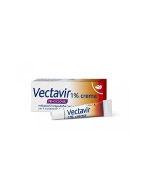 VECTAVIR 1% Crema 2 g.