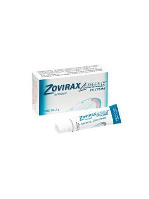 ZOVIRAXLABIALE® 5% Crema 2 g.