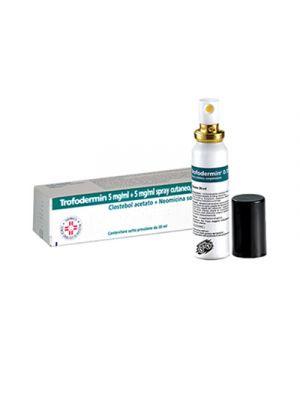 TROFODERMIN® Spray Cutaneo 30 ml.