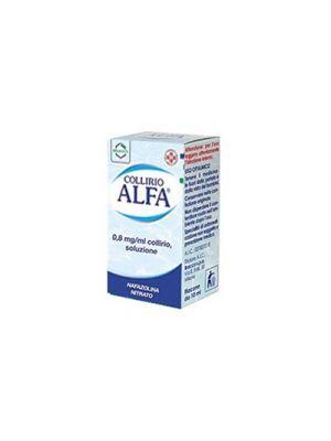 COLLIRIO ALFA® 10 ml.