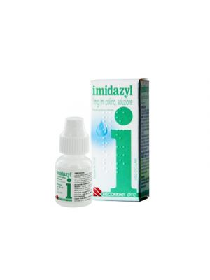IMIDAZYL Collirio 10 ml.
