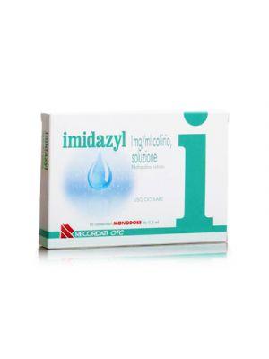 IMIDAZYL Collirio 10 Contenitori Monodose