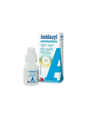 IMIDAZYL Antistaminico Collirio 10 ml.