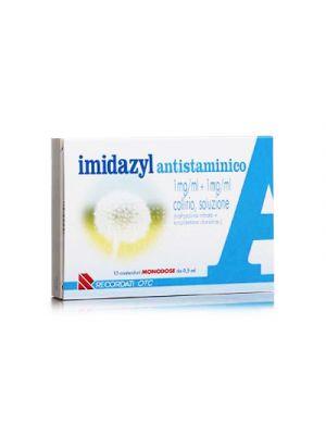 IMIDAZYL Antistaminico Collirio 10 Contenitori Monodose