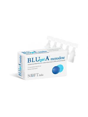 BLU Gel A® Collirio 15 Contenitori Monodose 0,35 ml.