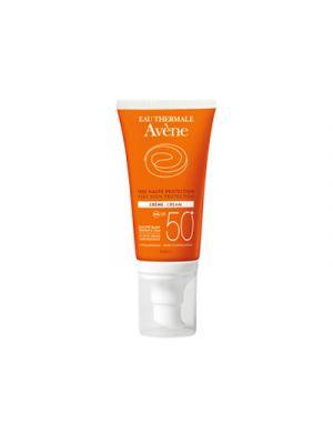 AVENE Crema Solare Altissima Protezione Colorata SPF50+ 50 ml.