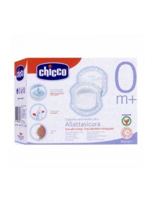 CHICCO 60 Coppette Assorbilatte Monouso