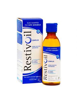 RESTIVOIL Complex Olio-Shampoo Antiforfora 350 ml.