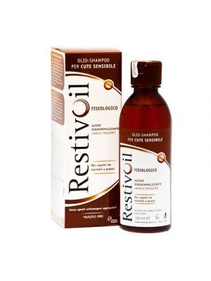 RESTIVOIL Fisiologico Olio-Shampoo Sebonormalizzante 350 ml.