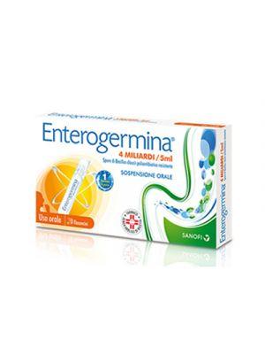ENTEROGERMINA® 4 miliardi 20 Flaconcini 5 ml.