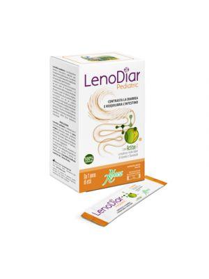 ABOCA LenoDiar Pediatric 12 Bustine Granulari