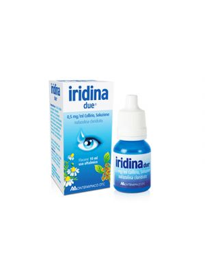 IRIDINA Due® Collirio 10 ml.