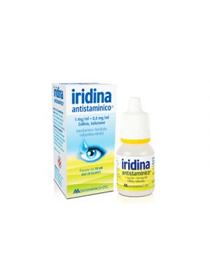 IRIDINA Antistaminico® Collirio 10 ml.