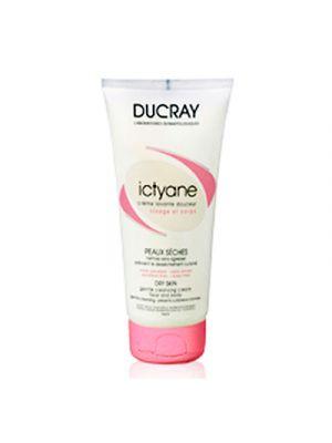 DUCRAY Ictyane Crema Emolliente Idratante 200 ml.
