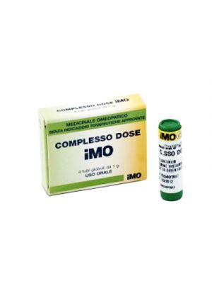 IMO Complesso Dose 4 Tubi Globuli 1 g.