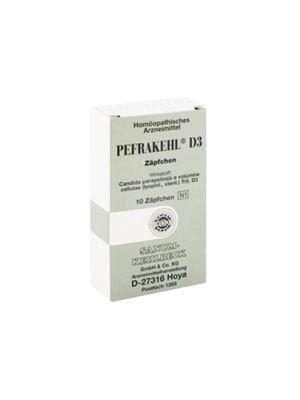 SANUM Pefrakehl® D3 10 Supposte
