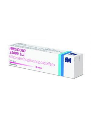 HIRUDOID® 25000U.I. Crema 40 g.