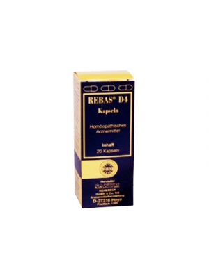SANUM Rebas® D4 20 Capsule