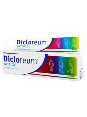 DICLOREUM® Actigel 1% Gel 100 g.