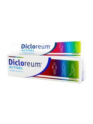 DICLOREUM® Actigel 1% Gel 50 g.