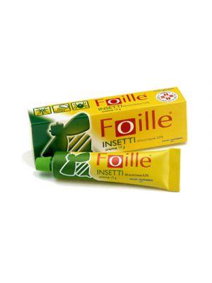 FOILLE® Insetti 0,5% Crema 15 g.