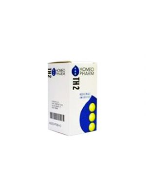 HOMEOPHARM TH2 Microgranuli 50 g.
