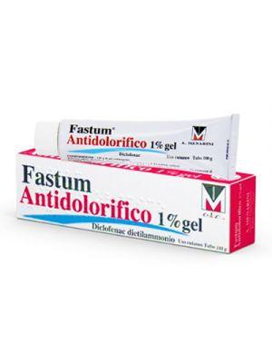 FASTUM Antidolorifico 1% Gel 100 g.
