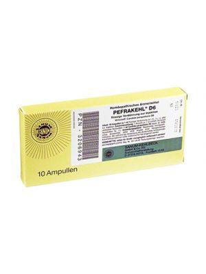 SANUM Pefrakehl® D6 10 Fiale