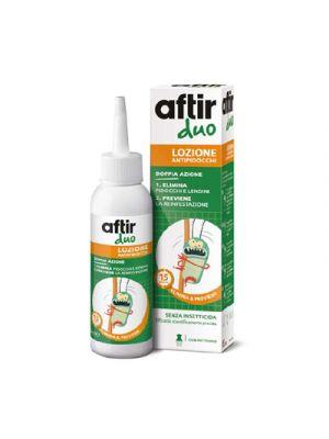 AFTIR DUO Lozione Antipidocchi 100 ml.