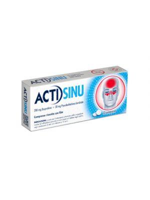 ACTISINU 12 Compresse