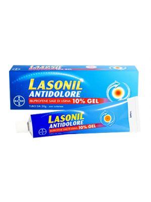 LASONIL Gel Antidolore 10% 50 g.