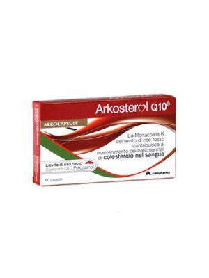 ARKOCAPSULE Arkosterol Q10 60 Capsule