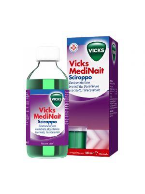 VICKS MediNait Sciroppo 180 ml.