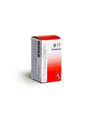 DR.RECKEWEG R 71 100 Compresse Orodispersibili