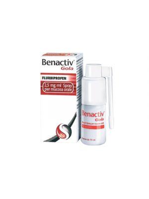 BENACTIV® Gola Spray Mucosa Orale 15 ml.