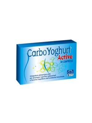 CARBOYOGHURT™ Active 30 Compresse 500 mg.