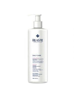 RILASTIL® Daily Care Olio Latte Detergente-Struccante Viso-Occhi 400 ml.