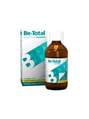 BE-TOTAL® Sciroppo Gusto Limone 100 ml.