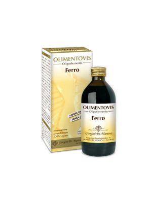 OLIMENTOVIS Ferro Soluzione 200 ml.