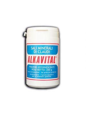 ALKAVITAL - Sali Minerali di Claudi Polvere 250 g.