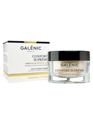 GALENIC Confort Supreme Crema Nutrizione Intensa Notte 50 ml.