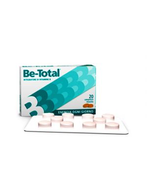 BE-TOTAL® 20 Compresse