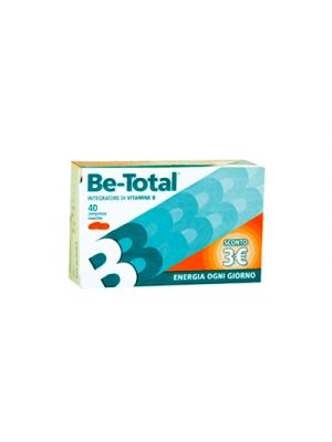 BE-TOTAL® 40 Compresse
