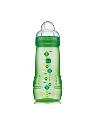 MAM Biberon Baby Bottle 330 ml - Verde