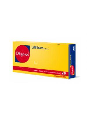 LABCATAL Oligosol Litio 28 Fiale Bevibili 2 ml.
