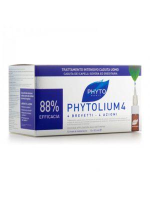 PHYTO PhytoLium 4 Trattamento Anti-Caduta Uomo 12 Fiale