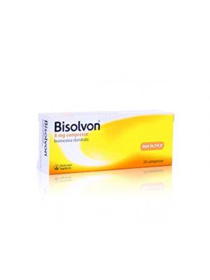 BISOLVON® 8 mg. 20 Compresse