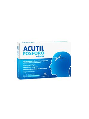 ACUTIL FOSFORO Advance 50 Compresse 250 mg.