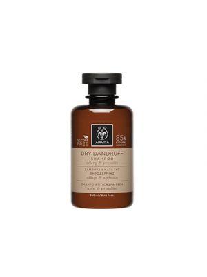 APIVITA Shampoo Forfora Secca con Sedano e Propoli 250 ml.