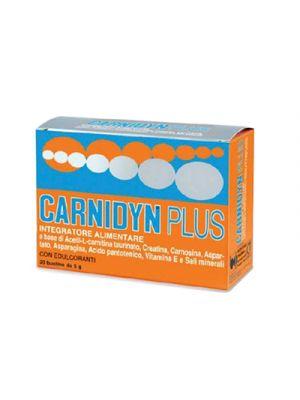 CARNIDYN PLUS® 20 Bustine 5 g.
